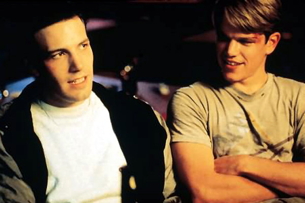 Good Will Hunting : Bild Ben Affleck, Gus Van Sant, Matt Damon