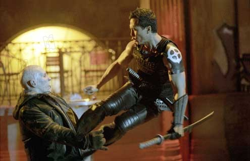 Blade 2: Donnie Yen, Luke Goss