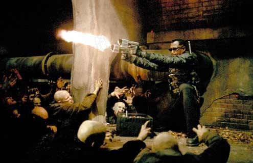 Blade 2: Wesley Snipes