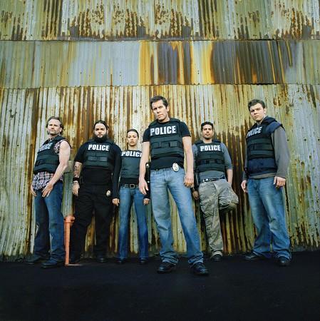Bild Benjamin Benitez, Gary Cole, Josey Scott, Lee Tergesen, Rashida Jones