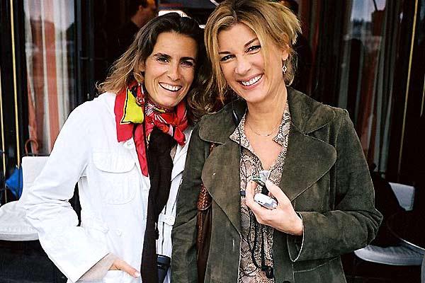 Hey Good Looking! : Bild Lisa Azuelos, Michèle Laroque