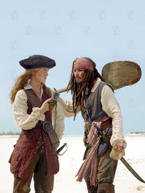 Bild Zu Keira Knightley Pirates Of The Caribbean Fluch Der