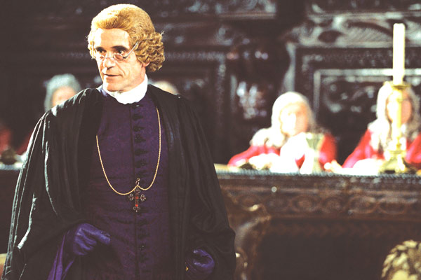 Casanova : Bild Jeremy Irons