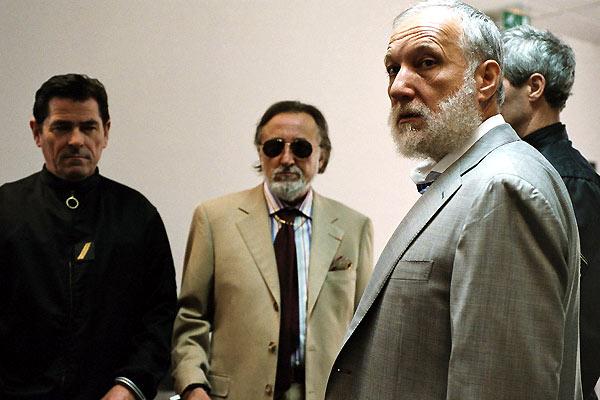 Geheime Staatsaffären : Bild Claude Chabrol, François Berléand, Jean-François Balmer