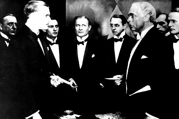 Dr. Mabuse, der Spieler - Ein Bild der Zeit : Bild Fritz Lang