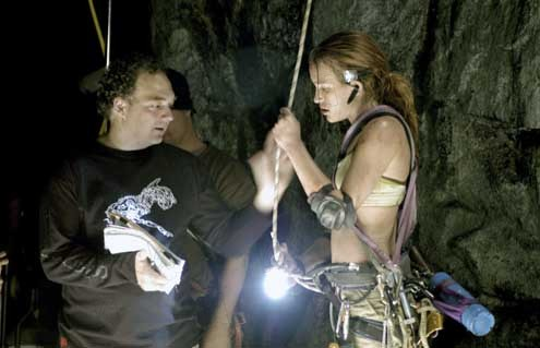 The Cave : Bild Bruce Hunt, Piper Perabo