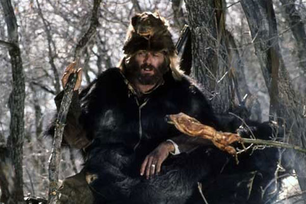 Jeremiah Johnson : Bild Robert Redford
