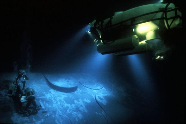 Abyss - Abgrund des Todes : Bild