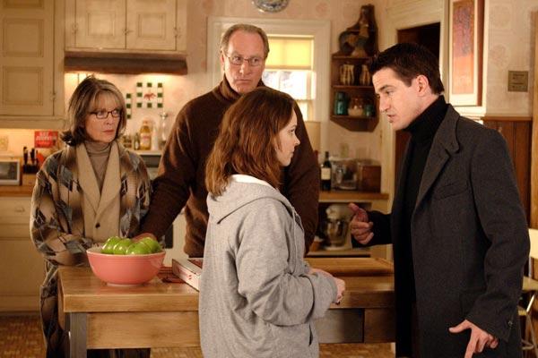 Die Familie Stone : Bild Craig T. Nelson, Dermot Mulroney, Diane Keaton, Rachel McAdams, Thomas Bezucha