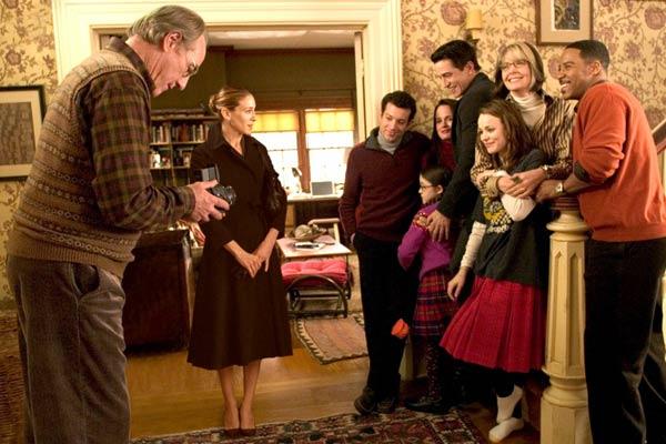 Die Familie Stone : Bild Brian J. White, Craig T. Nelson, Dermot Mulroney, Diane Keaton, Elizabeth Reaser