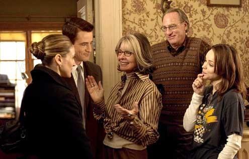 Die Familie Stone : Bild Craig T. Nelson, Dermot Mulroney, Diane Keaton, Rachel McAdams, Sarah Jessica Parker