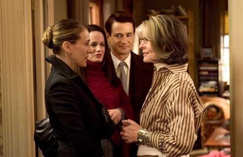 Die Familie Stone : Bild Dermot Mulroney, Diane Keaton, Sarah Jessica Parker, Thomas Bezucha