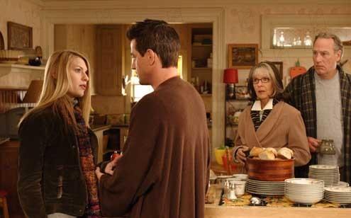 Die Familie Stone : Bild Claire Danes, Craig T. Nelson, Dermot Mulroney, Diane Keaton, Thomas Bezucha