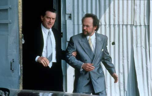 Reine Nervensache : Bild Billy Crystal, Robert De Niro
