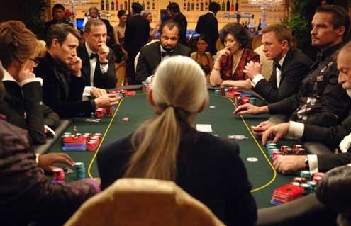 schauspieler james bond casino royale