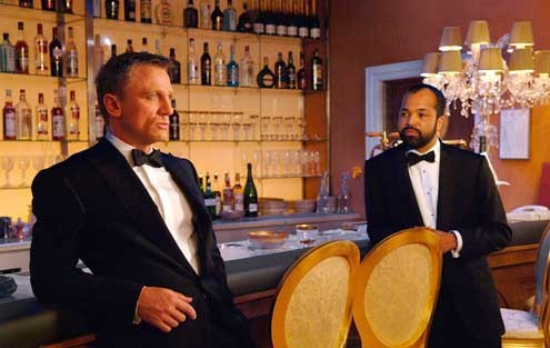 James Bond 007 - Casino Royale : Bild Daniel Craig, Jeffrey Wright