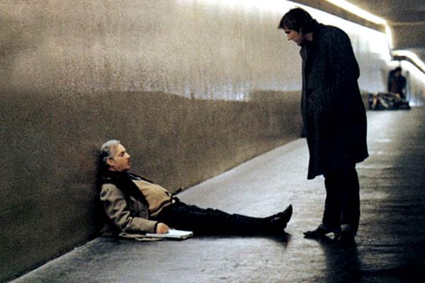 Den Mörder trifft man am Buffet: Gérard Depardieu, Bertrand Blier, Michel Serrault