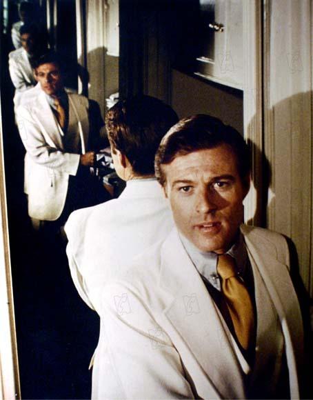 Der große Gatsby : Bild Jack Clayton, Robert Redford