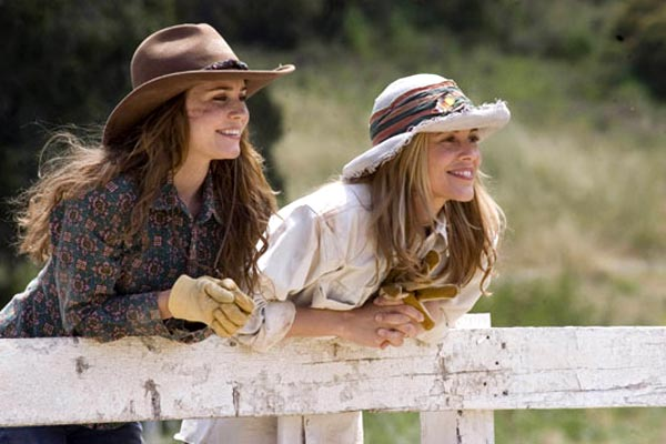 Flicka : Bild Alison Lohman, Maria Bello, Michael Mayer