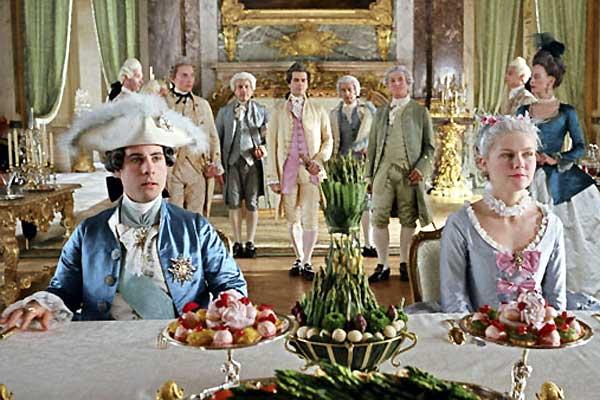 Marie Antoinette : Bild Jason Schwartzman, Kirsten Dunst