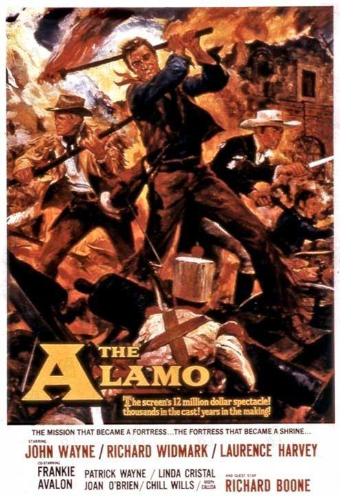 Alamo : Bild John Wayne