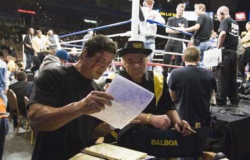 Rocky Balboa : Bild Burt Young, Sylvester Stallone