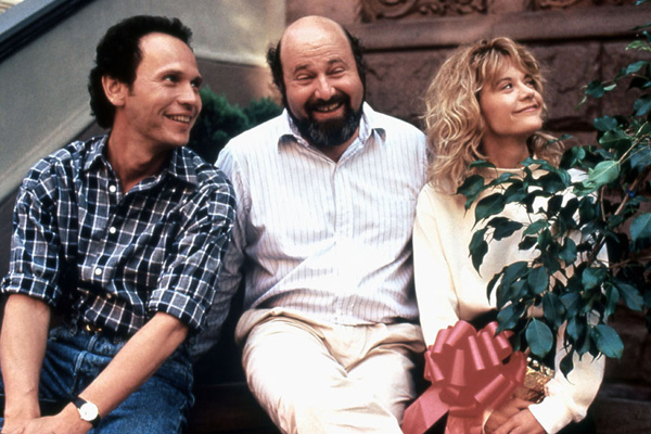 Harry und Sally : Bild Billy Crystal, Meg Ryan, Rob Reiner
