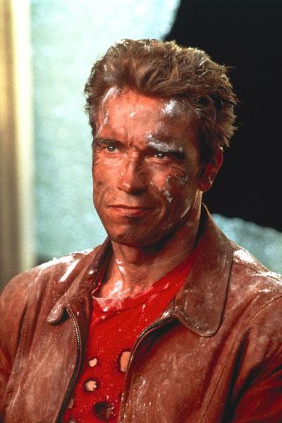 Last Action Hero : Bild Arnold Schwarzenegger