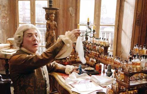 Das Parfum : Bild Dustin Hoffman, Tom Tykwer