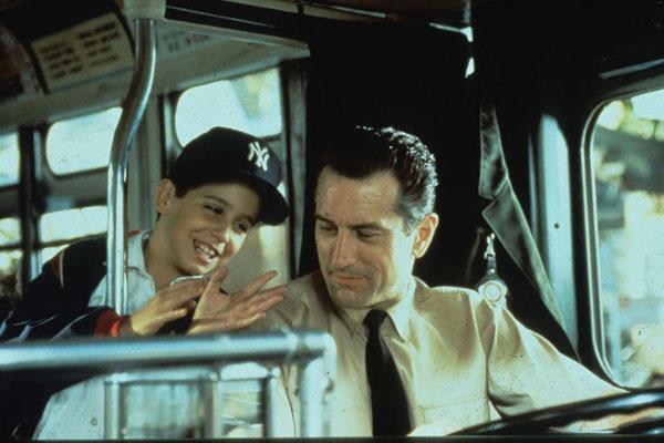 In den Straßen der Bronx : Bild Francis Capra, Robert De Niro