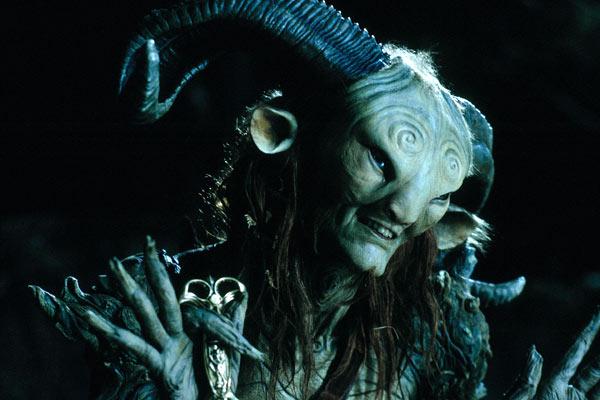 Pans Labyrinth: Doug Jones