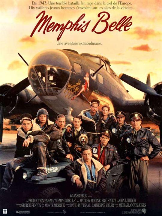Memphis Belle : Kinoposter