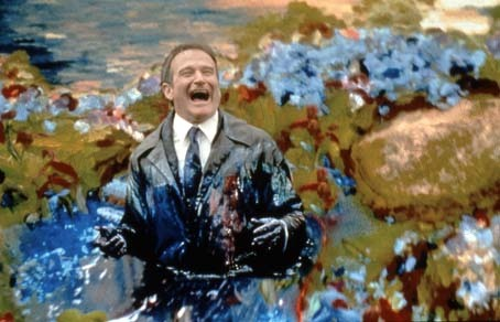 Hinter dem Horizont : Bild Robin Williams, Vincent Ward