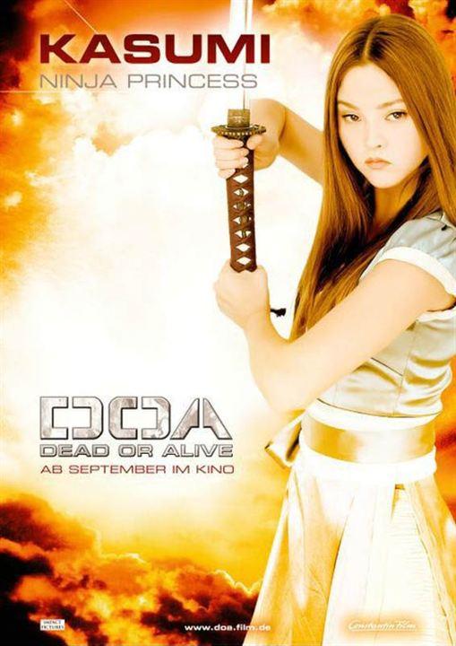 D.O.A. - Dead or Alive : Kinoposter Corey Yuen, Devon Aoki