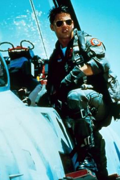 Top Gun : Bild Tom Cruise