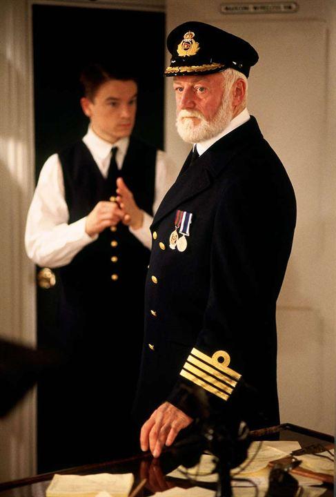 Titanic : Bild Bernard Hill