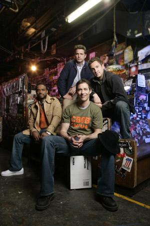Bild Christopher Wiehl, Jason Priestley, Larenz Tate, Tom Cavanagh