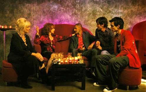 French California : Bild Jacques Fieschi, Mylène Demongeot, Nathalie Baye, Roschdy Zem