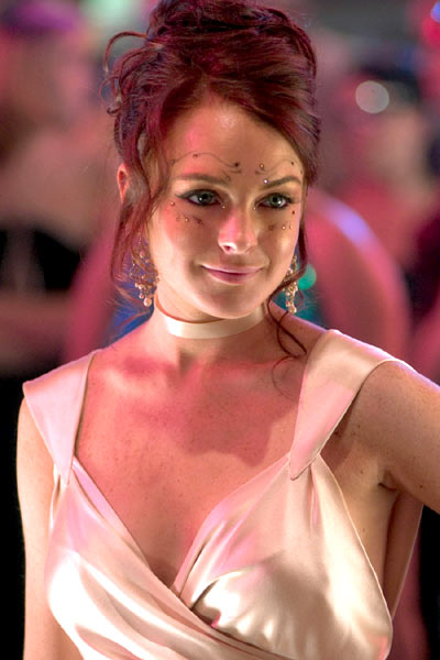 Zum Glück geküsst : Bild Donald Petrie, Lindsay Lohan