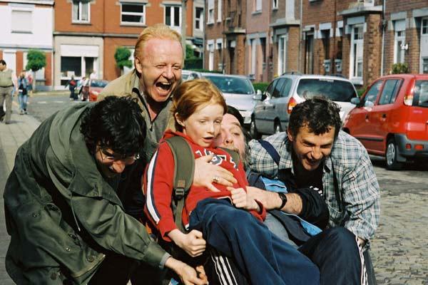 Bild Claude Semal, Elie Belvaux, Eric Caravaca, Lucas Belvaux, Patrick Descamps