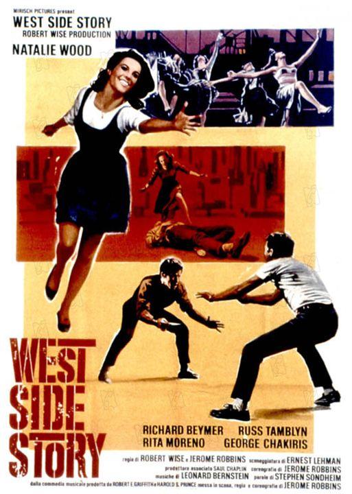 West Side Story : Bild Jerome Robbins