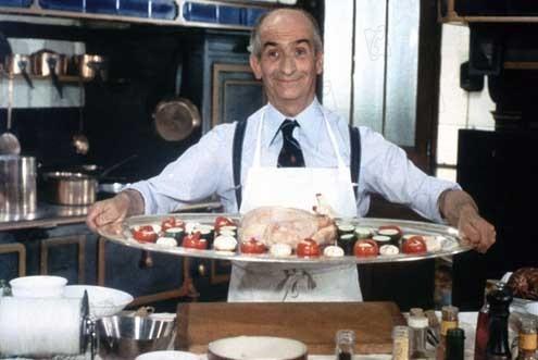 Louis De Funes Le Grand Restaurant La Recette
