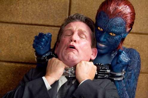 X-Men: Der letzte Widerstand : Bild Anthony Heald, Rebecca Romijn