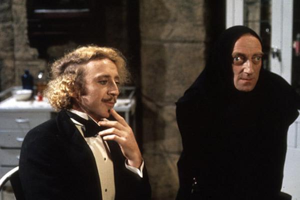 Bild Zu Mel Brooks Frankenstein Junior Bild Gene Wilder Marty