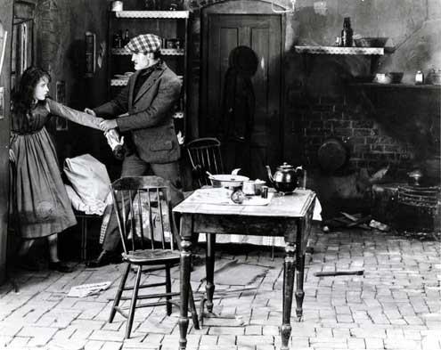 Eine Blüte gebrochen : Bild D.W. Griffith, Donald Crisp, Lillian Gish