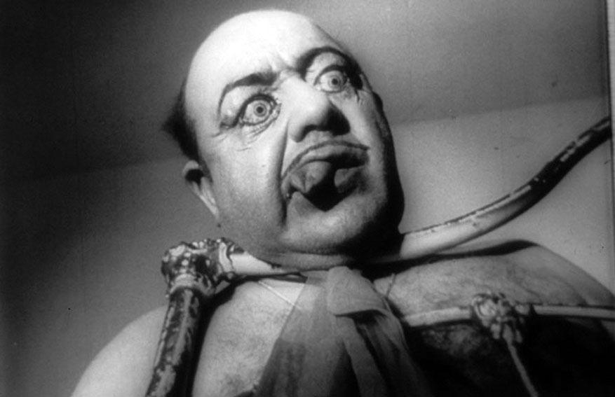 Im Zeichen des Bösen : Bild Orson Welles