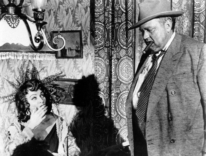 Im Zeichen des Bösen: Orson Welles