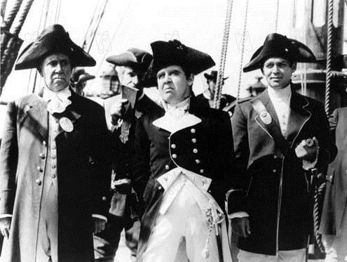 Meuterei auf der Bounty : Bild Charles Laughton, Clark Gable, Frank Lloyd
