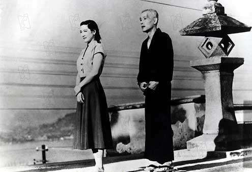 Die Reise nach Tokio : Bild Chishu Ryu, Setsuko Hara, Yasujirô Ozu
