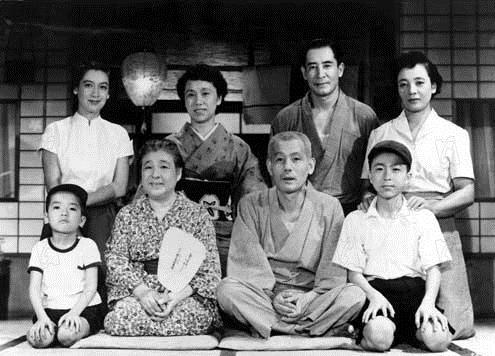Die Reise nach Tokio : Bild Chishu Ryu, Yasujirô Ozu